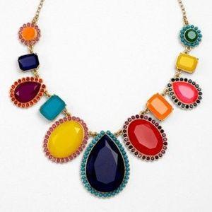 kate spade Jewelry - Kate Spade Run Around Statement Necklace